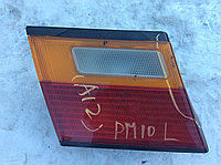 Фонарь на крышку багажника левый Nissan Primera , фото 1