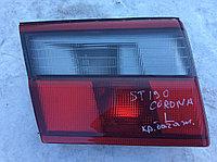Фонарь в крышку багажника левый Toyota Corona 1992-1996