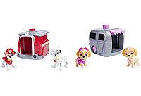 """Paw Patrol Игровой набор """"Щенячий патруль"""" - Два щенка в домике, фото 1"""