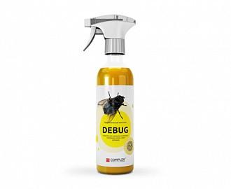 Очиститель следов насекомых и древесных смол DeBUG Complex®