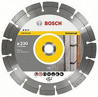 Алмазный отрезной круг Standard for Universal BOSCH