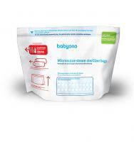 Пакеты для стерилизации в микроволновой печи Babyono