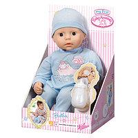 Кукла-мальчик с бутылочкой Baby Annabell, 36 см, фото 1
