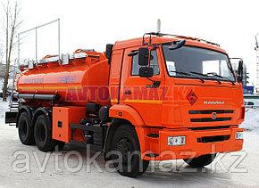 Топливозаправщик КамАЗ 66052-2313-А4 (2016 г.)