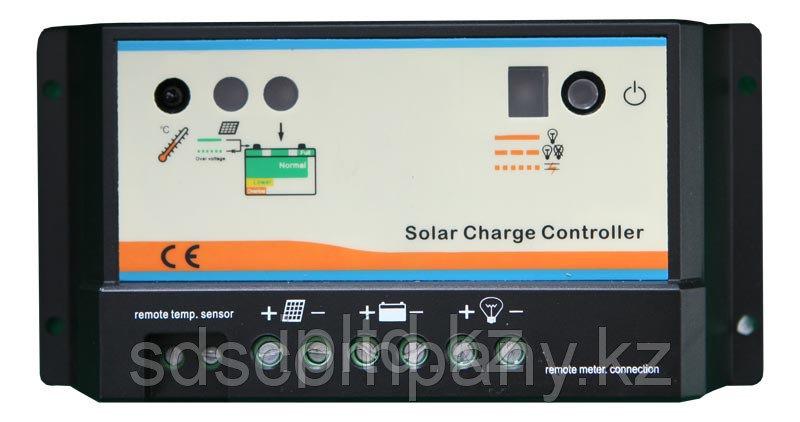 Контроллер заряда EPIPC-COM PWM 20 А, 12/24 В