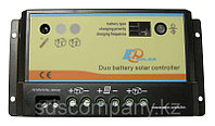 Контроллер заряда на 2 АКБ EPIPDB-COM PWM 20 А, 12/24 В, фото 1