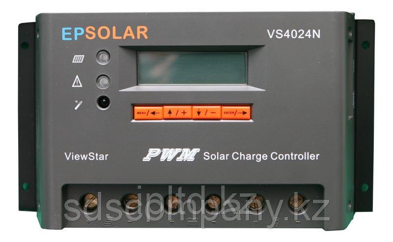 Контроллер заряда ViewStar PWM 40 А, 12/24 В