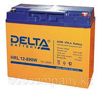 Аккумуляторная батарея HRL12-890W (HRL12-200), 200 Ач, AGM