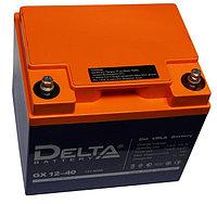 Гелевая аккумуляторная батарея GX12-40, 40 Ач, фото 1