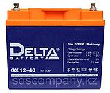 Гелевая аккумуляторная батарея GX12-40, 40 Ач, фото 2