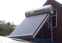 Солнечные водонагреватели и вакуумные коллекторы