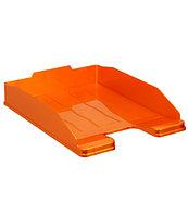 Лоток горизонтальный ЭКСПЕРТ оранжевый GLOSS