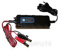 Зарядное устройство для гелевых и AGM аккумуляторов малой емкости 12 В, 0,8/4 А, производства Exendis