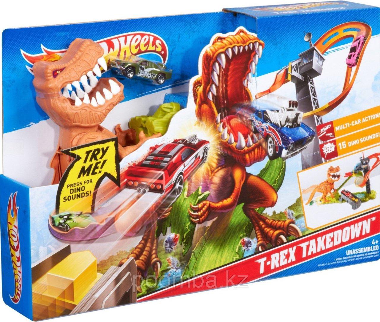 "Hot Wheels""Тироназавр Рекс"""
