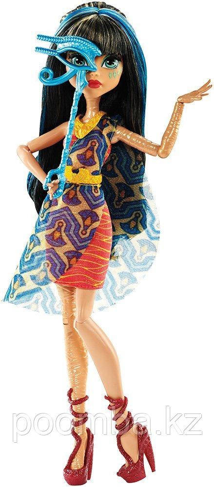 Кукла Monster High Клео де Нил Добро пожаловать в Школу Монстров