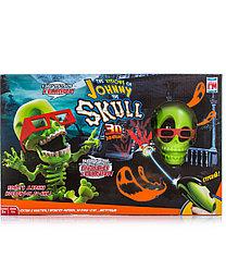 Игровой набор «Скелетончик Джонни 3D» с двумя бластерами