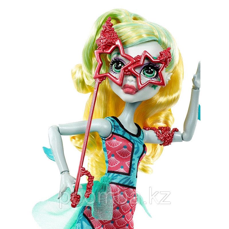 Кукла Monster High Лагуна Блю Добро пожаловать в Школу Монстров - фото 2