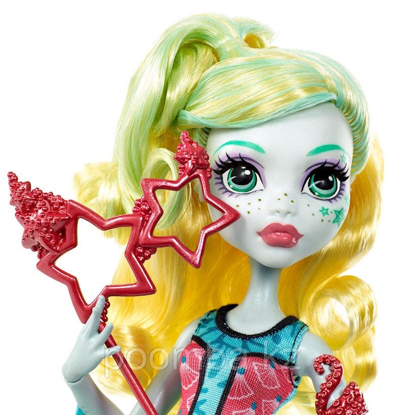 Кукла Monster High Лагуна Блю Добро пожаловать в Школу Монстров - фото 4