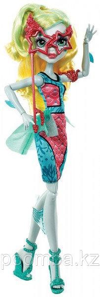 Кукла Monster High Лагуна Блю Добро пожаловать в Школу Монстров - фото 1