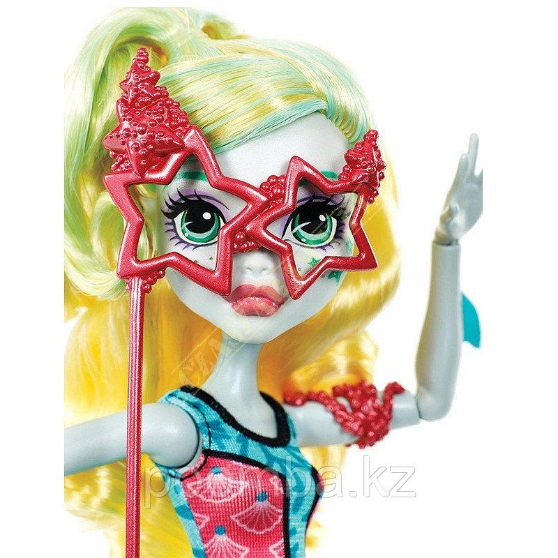 Кукла Monster High Лагуна Блю Добро пожаловать в Школу Монстров - фото 5
