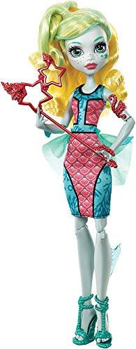 Кукла Monster High Лагуна Блю Добро пожаловать в Школу Монстров - фото 6