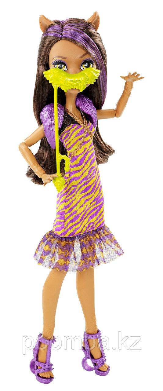 Кукла Monster High Клодин Вульф Добро пожаловать в Школу Монстров