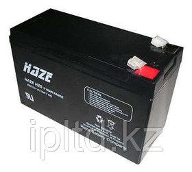 Аккумулятор HZS12-7,5 7.5 Ач, 12В, AGM
