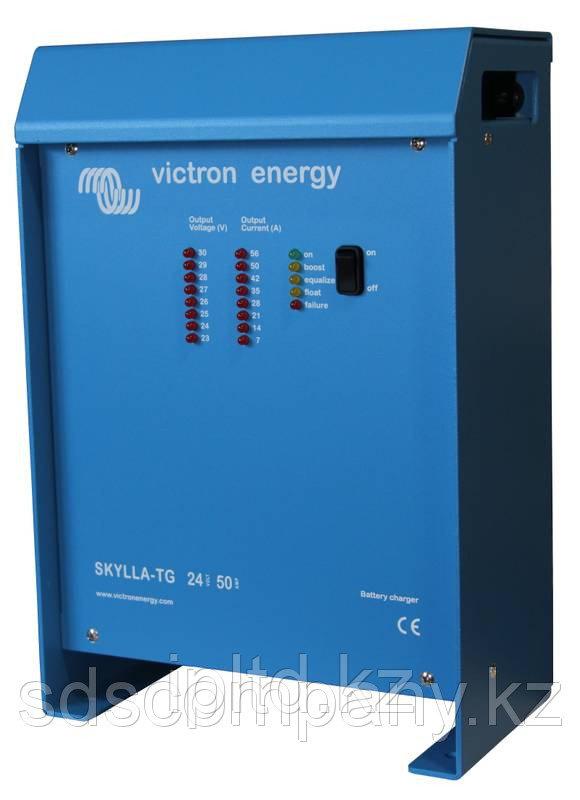 Зарядное устройство для AGM и гелевых аккумуляторов 24 В, 50 А, 2 выхода, производства Victron Energy