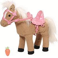 Лошадка интерактивная Baby Born, фото 1