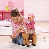 Лошадка интерактивная Baby Born, фото 2