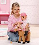 Лошадка интерактивная Baby Born, фото 3
