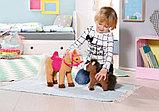 Лошадка с жеребенком Baby born, фото 2
