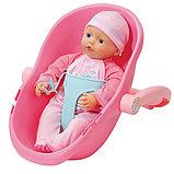 Кукла BABY born 32 см и кресло-переноска, фото 2