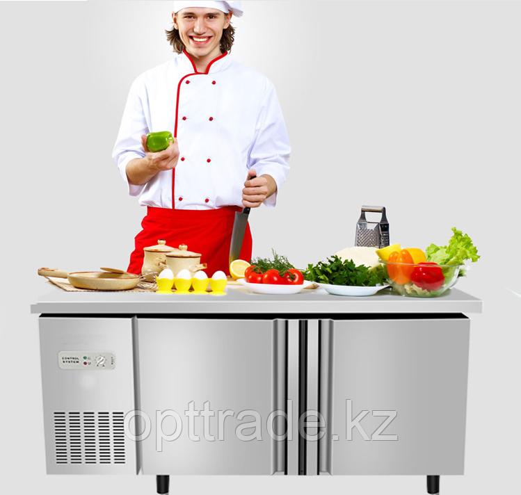 Холодильные столы 1,8м 0+5