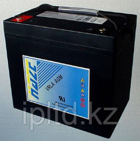 Аккумулятор HZB12-80 80 Ач, 12В, AGM