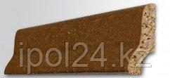 Плинтус Z-2 тонированный с кабель каналом (20*40*910мм)