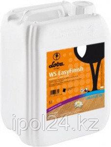 Лак LOBADUR WS EasyFinish полуматовый 5л