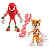 Sonic Boom Соник Бум 2 фигурки в блистере 7,5 см Накл и Тейлз