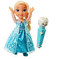 """Поющая кукла Эльза с микрофоном """"Холодное сердце"""" на англ.языке"""