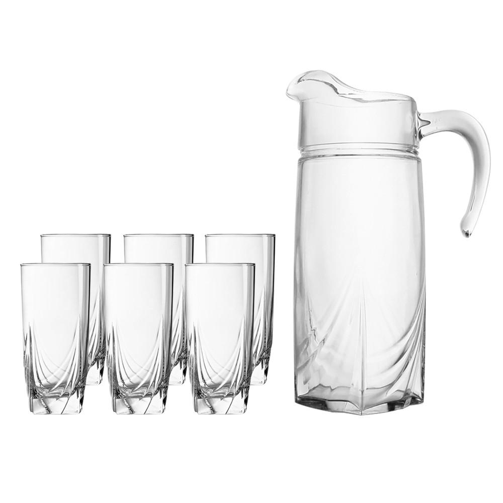 Набор питьевой Luminarc ASCOT 7 предметов (H2358)