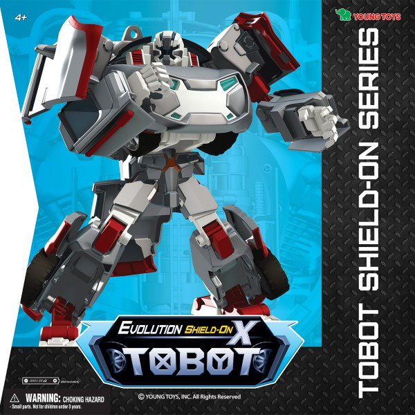 Тобот Трансформер TOBOT EVOLUTION X SHIELD-ON 301009