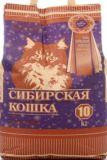 Сибирская Кошка Супер 10кг. Комкующийся
