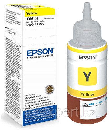 Чернила Epson C13T66444A L100/110/120/1300/132/