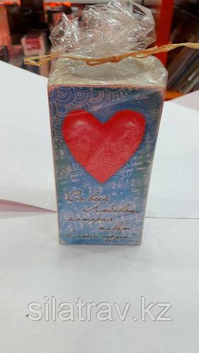 Аромалампа керамическая - Сердце