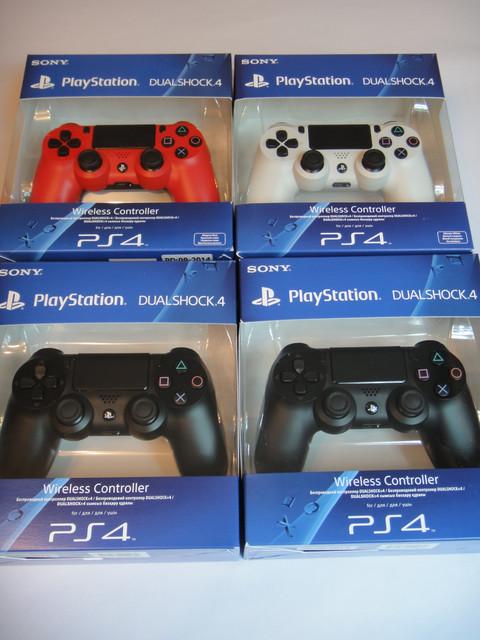 Playstation 4 аксессуары (ps4)