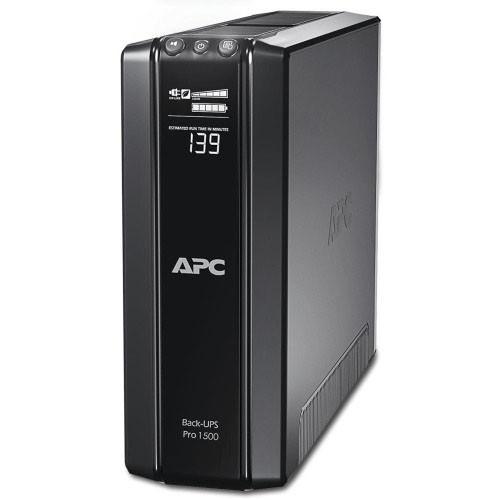 APC BR1500GI ИБП Back-UPS Pro, AVR, 1 500 VА, 865 W
