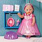 Интерактивная кукла Baby Born - Принцесса в длинном платье, 43 см, фото 2