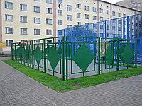 Бельевые площадки во двор
