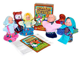 Кукольный театр: куклы и игрушки