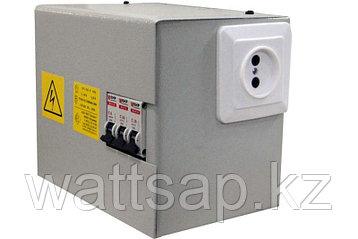 Ящик с понижающим трансформатором ЯТП-0,25 220/42-2 36 УХЛ4 IP30